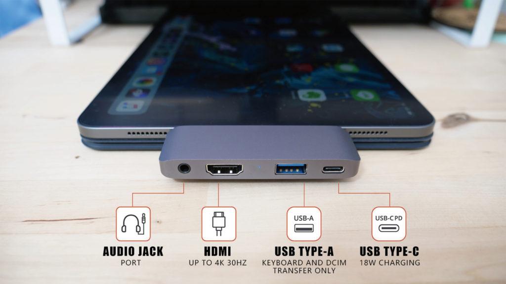 Satechi USB-C Mobile Pro Hub